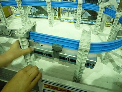 プラレール博2012のショッピングゾーン 湘南モノレール