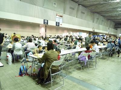 プラレール博2012のプラレールカフェ
